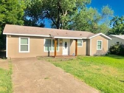 Mesquite Single Family Home For Sale: 822 Lindo Drive