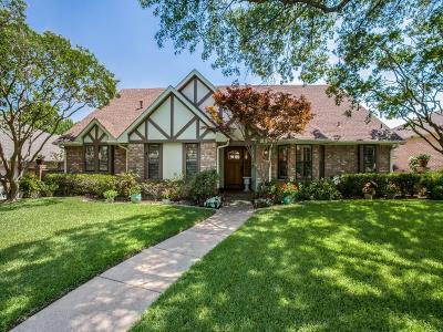 Dallas Single Family Home For Sale: 7155 Blackwood Drive