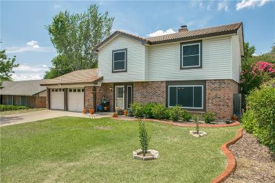 North Richland Hills Single Family Home For Sale: 6725 Greendale Court