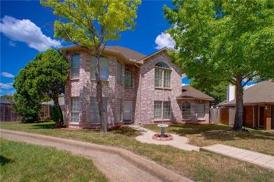 Cedar Hill Single Family Home For Sale: 1813 Stewart Street