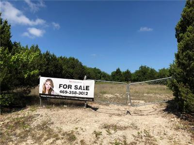 Cedar Hill Residential Lots & Land For Sale: 1233 Old Clark Road