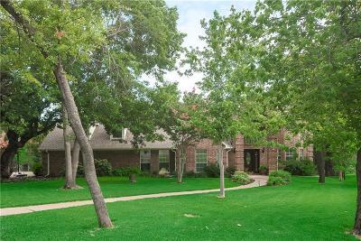 Single Family Home For Sale: 1805 Lakeridge Drive