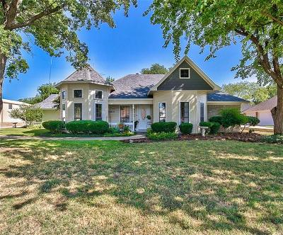 Frisco Single Family Home Active Contingent: 2213 Lariat Trail