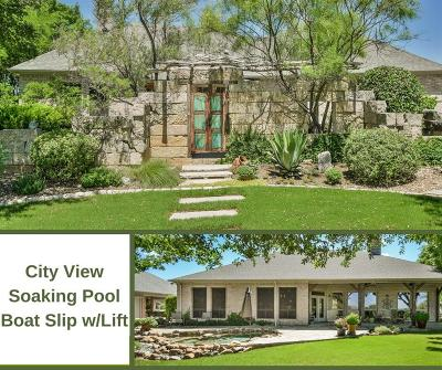 Granbury Single Family Home Active Option Contract: 1620 Crow Creek Drive
