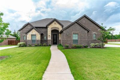 Red Oak Single Family Home Active Option Contract: 329 Susan Way