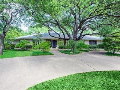 Dallas Single Family Home For Sale: 13742 Meandering Way