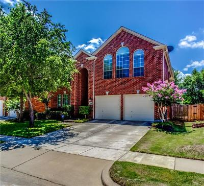 Euless Single Family Home For Sale: 206 Goldenrain Tree Drive