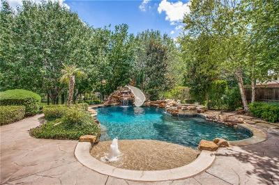 McKinney Single Family Home For Sale: 7205 Buckleigh Point Court