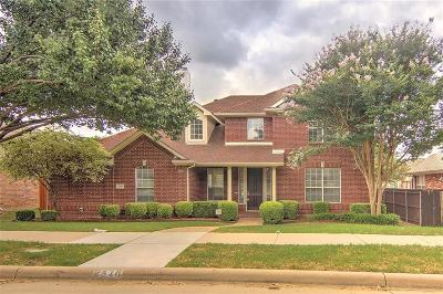 Plano Single Family Home For Sale: 2316 High Country Way