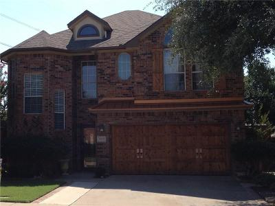 Carrollton  Residential Lease For Lease: 1305 Indian Lake Trail