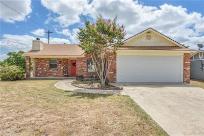 Weatherford Single Family Home For Sale: 1420 N Rusk Street N