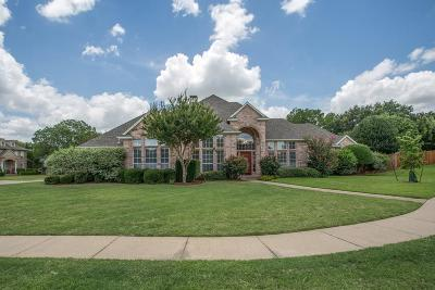 Southlake Single Family Home For Sale: 400 Fondren Court
