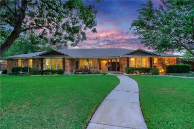 Dallas Single Family Home For Sale: 4445 Laren Lane