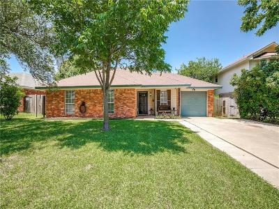 Royse City Single Family Home Active Option Contract: 704 Loganwood Drive