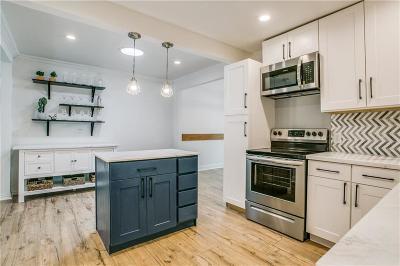 Dallas Single Family Home For Sale: 2833 Gladstone Drive