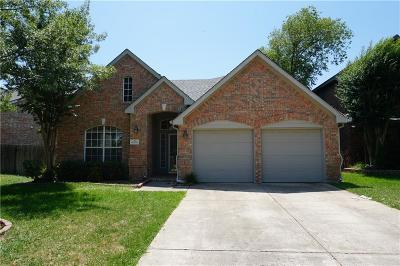 Flower Mound Residential Lease For Lease: 6205 Eagle Creek Drive
