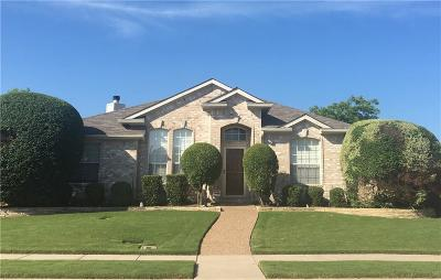 Lewisville Single Family Home For Sale: 1208 Longhorn Drive