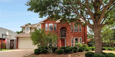 Flower Mound Single Family Home For Sale: 1704 Prescott Drive
