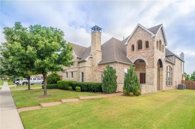 Grand Prairie Single Family Home Active Option Contract: 6960 Bridgemarker Drive