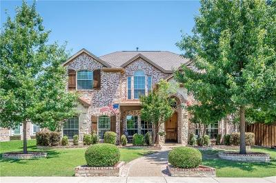 Frisco Single Family Home For Sale: 13378 Weeping Willow Drive