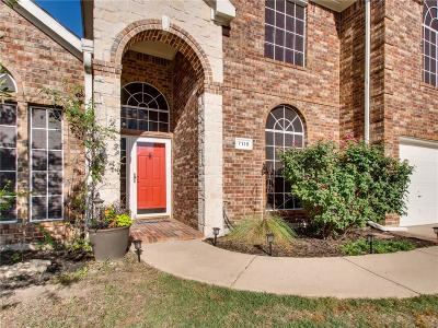 Fort Worth Single Family Home For Sale: 7116 Top Rail Run