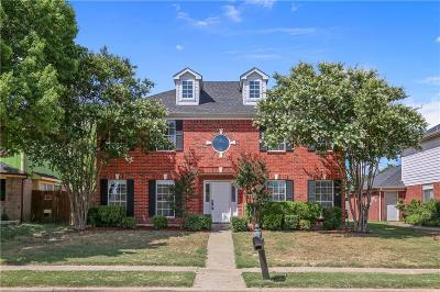 Grand Prairie Single Family Home For Sale: 2876 Claremont Drive