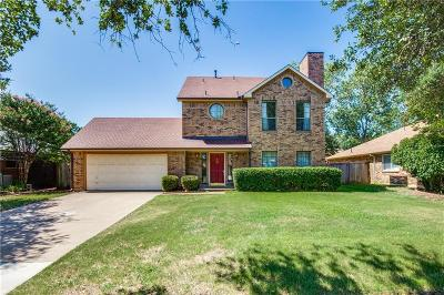 Corinth Single Family Home Active Option Contract: 2517 Meadowview Drive