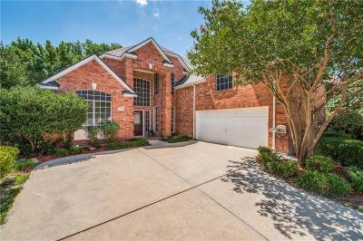 McKinney Single Family Home For Sale: 1703 Cross Point Road