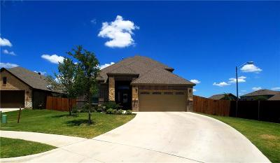 Saginaw Single Family Home For Sale: 600 Rocky Haven Court