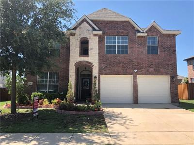 Wylie Single Family Home For Sale: 1304 Valley Stream Drive