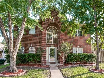 Allen Single Family Home For Sale: 600 Willow Oak Drive