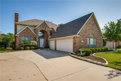 Coppell Single Family Home For Sale: 516 Layton Drive