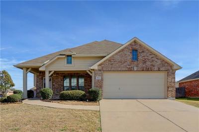 Mansfield TX Single Family Home For Sale: $237,900