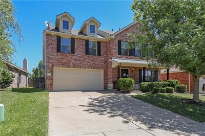 Fort Worth Single Family Home For Sale: 10532 Lipan Trail