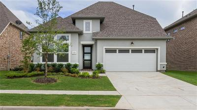 McKinney Single Family Home For Sale: 5709 Port Vale Drive
