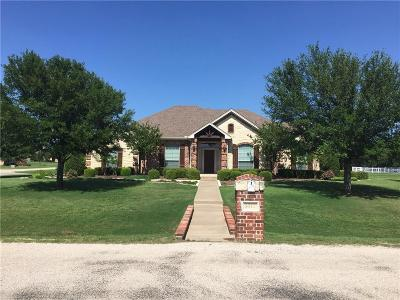 Johnson County Single Family Home Active Option Contract: 3717 Vista North Drive