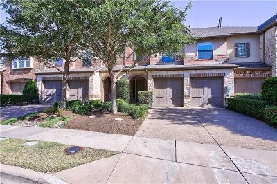 Frisco Townhouse For Sale: 5381 Keswick Drive