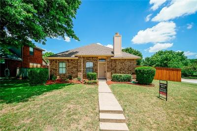 Allen Single Family Home For Sale: 653 Spring Valley Road
