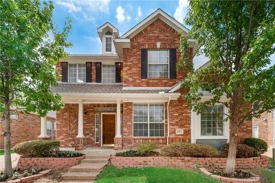 Irving Single Family Home Active Option Contract