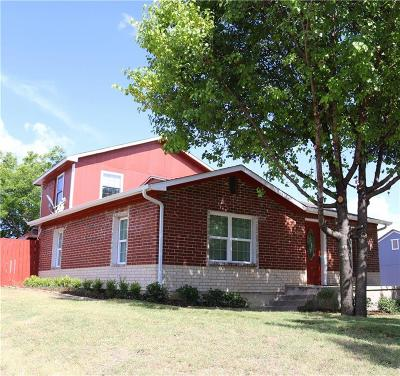 Fort Worth Single Family Home For Sale: 3801 S Jones Street
