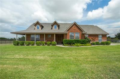 Azle Single Family Home For Sale: 119 Deerchase Court