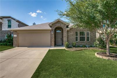 McKinney Single Family Home For Sale: 11728 Hamptonbrook Drive