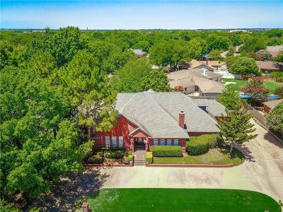 Mansfield Single Family Home For Sale: 1111 Saint Andrews