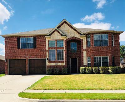 Saginaw Single Family Home For Sale: 705 Mallard Drive