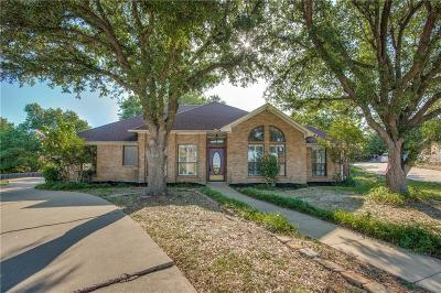 Southlake, Westlake, Trophy Club Single Family Home For Sale: 1107 Sunset Drive