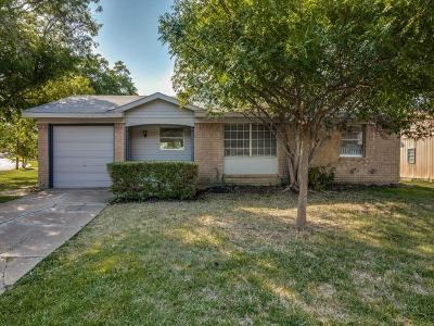Single Family Home For Sale: 14224 Queens Chapel Road