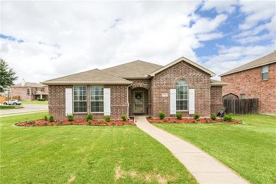 Royse City Single Family Home Active Option Contract: 1615 Brandon Drive