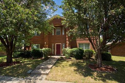 McKinney Single Family Home For Sale: 4904 Monte Vista Lane