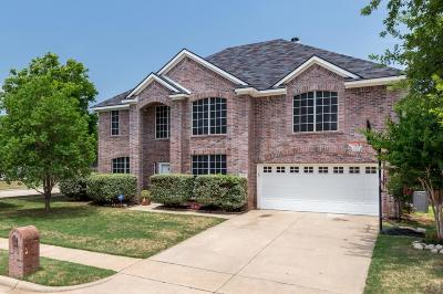 Corinth Single Family Home For Sale: 1711 Redwood Drive