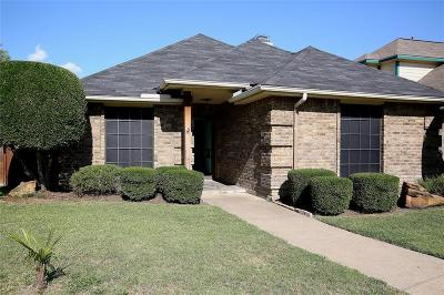 Rowlett Single Family Home For Sale: 3317 Sara Drive